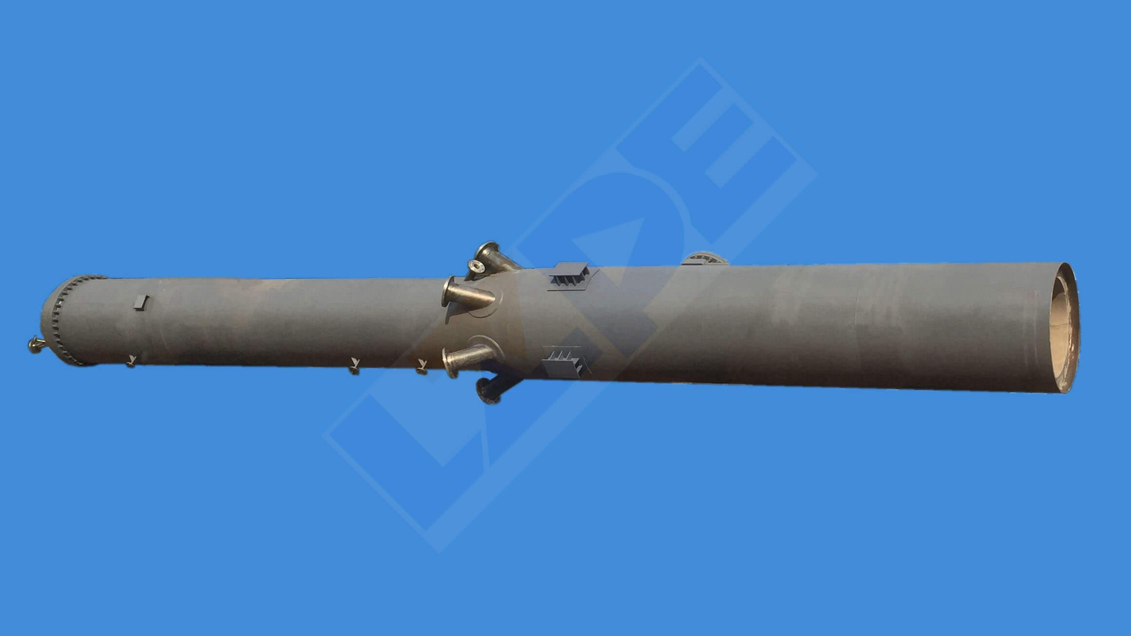 提升管反应器