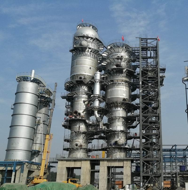 濮阳远东15万吨丙烷脱氢装置